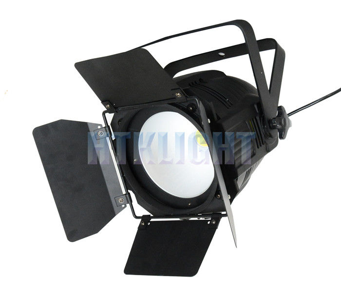 150W COB LED Tricolor RGB LED Stage Light 3in1 Projector , 60 Degree Beam Angle