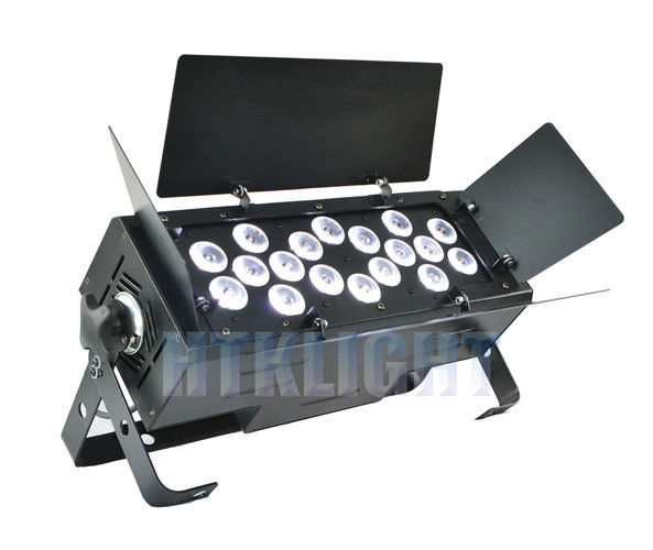250W Theatre Spot Lights For Church Linear Smooth Dimmer From 0 - 100%
