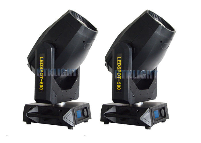 Energy Efficient Chauvet Moving Head Light Linear Smooth Dimmer From 0 - 100%