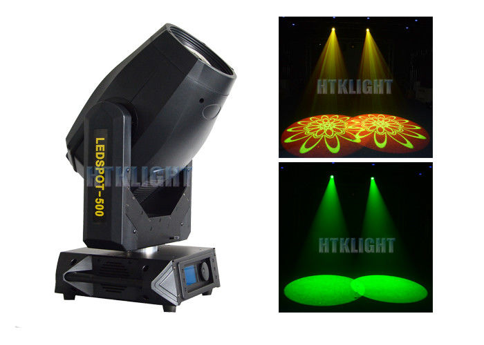 7500K 240V 50 - 60Hz Stage Moving Head Light / Robe Moving Head Spot