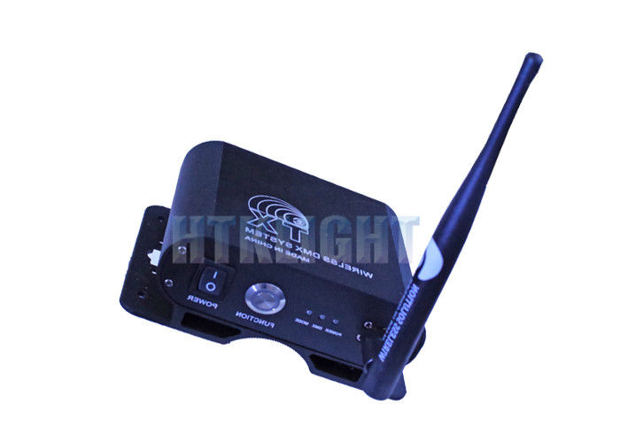 Functional Wireless Dmx512 Transmitter Receiver Sensitivity 98dBm