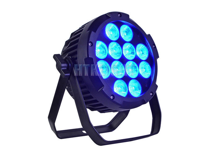 Professional RGB LED Stage Light With 45 Beam Angle For TV Studios