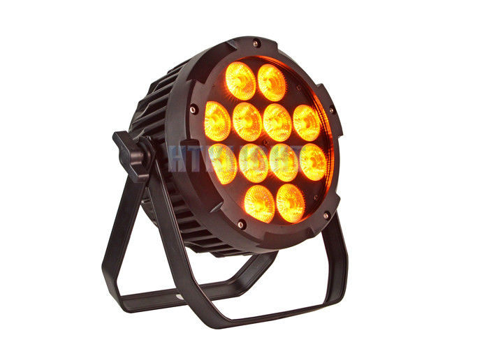 CE RoHS 60Hz Waterproof LED Par Light / DMX512 LED Stage Par Light